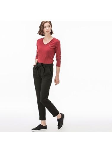 Lacoste Kadın  Pantolon HF1908.08S Siyah